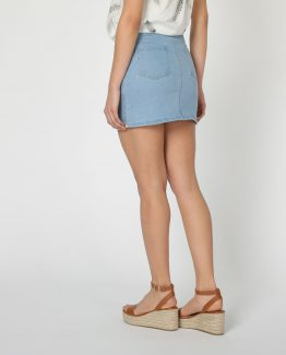 Mini falda denim - Tutto Tempo