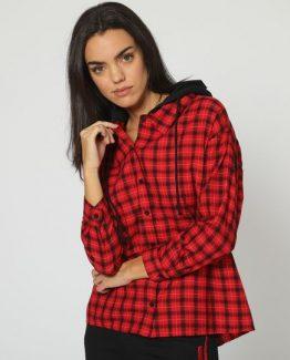 camisa cuadros - Tutto Tempo