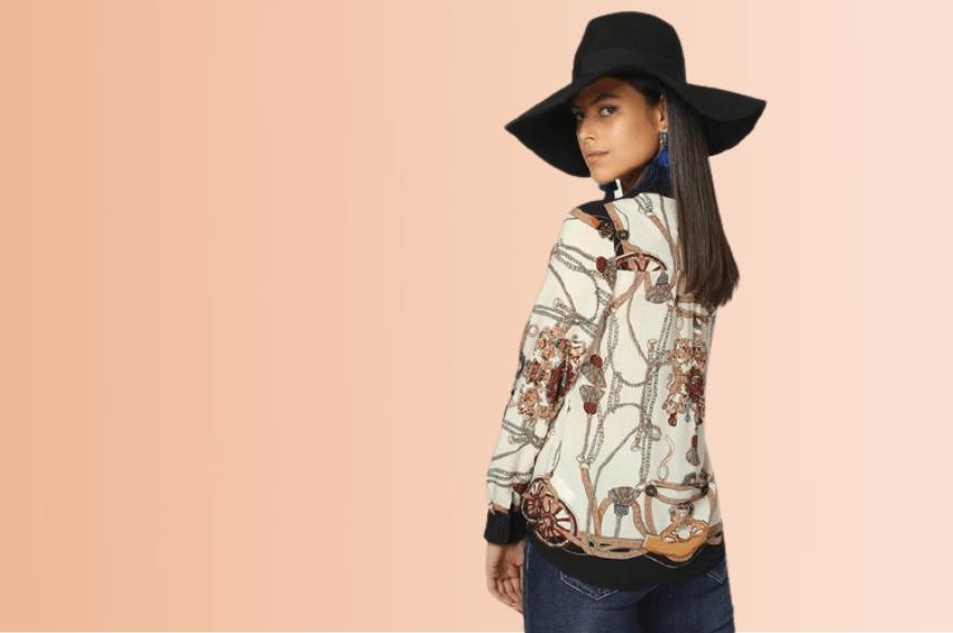 blusas mujer temporada otoño 2020