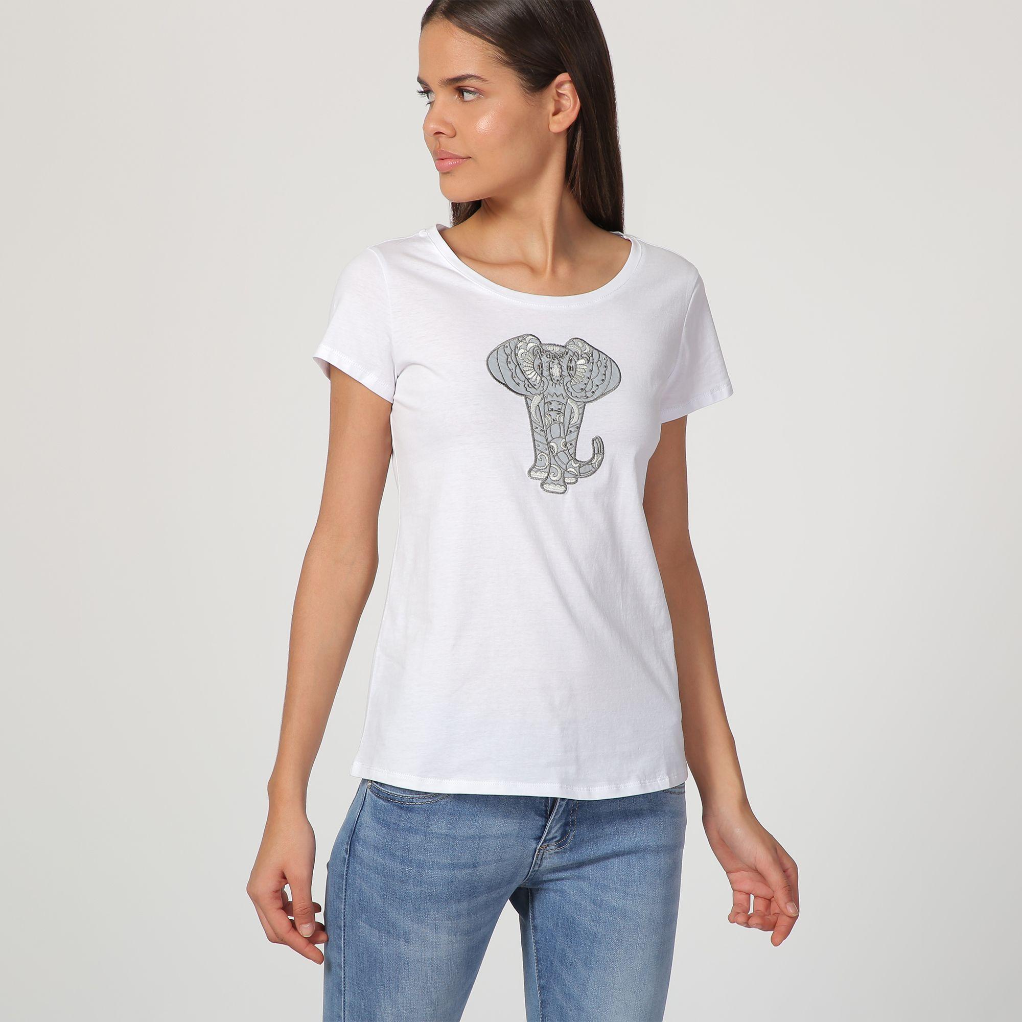 Camiseta de elefante